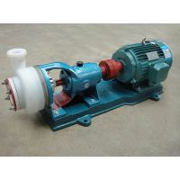 聚盛25FSB-18L型氟塑料泵 耐腐蚀性好厂家直销