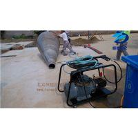 高压水清洗机,高压水喷砂除锈除漆,工程车清洗,清洗管道油污HD35/21