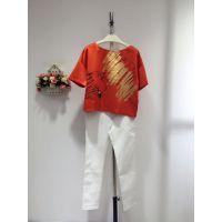 杭州一二线品牌女装丝珂浪漫,时尚,经典的风格超低折扣一手货源