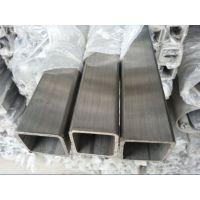 长城304不锈钢拉丝方管 304焊接方管价格