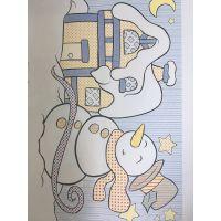 儿童绘画水溶性油墨环保无毒