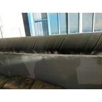 厂家供应四川DN200内环氧外聚乙烯涂塑钢管