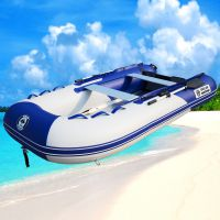 SolarMarine速澜E6360七人铝合金底冲锋舟 橡皮艇 夹网船 皮筏艇