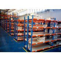 深圳货架厂家供应 中型货架 批发 铺木板 自由升降