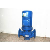 循环水泵/增压泵/加压泵/立式管道泵 ISG管道式离心泵 老式TD型