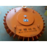 超强悬挂式电磁除铁器 价格合理 运行稳定 潍坊华耀厂家直销