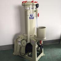 金硕牌过滤机 耐酸碱过滤机 电镀过滤机  电镀厂过滤机(2004型号)