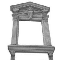 南宁哪里有欧式构件 便宜的GRC窗套线条罗曼帝建材供应