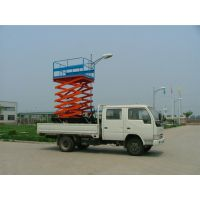 齐力销售河源升降机 梅州升降平台 车载式升降平台