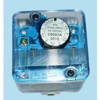 C6097A2110 燃气低压开关 森能燃烧设备供应瓦斯压力开关