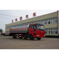 随州力神14吨解放SLS5253GYYC4型运油车