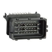 国产FCI HCCPHPE24BKA90F,Longsun 33311-24AW-2汽车24P连接器