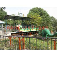 新型轨道类儿童游乐设备 清凉一夏———果虫滑车