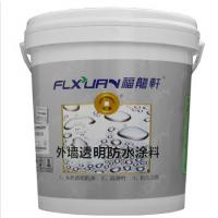 福龙轩乐宝外墙透明防水涂料 深圳建筑防水涂料厂家直销