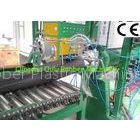 Elastomeric Rubber Insulation Sheet Production Line Closed Cell For Metallurgy Sheet