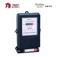 德力西电气 DXS607-3-3(6)A 三相三线电子式无功电能表  100V