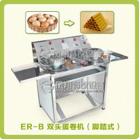 蛋卷机、港式蛋卷机、台式蛋卷机(ER-B) 厨房设备 蛋卷制作