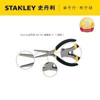"""现货史丹利工具STANLEY 84-122-23黑柄迷你扁嘴钳5""""英寸电工专用"""