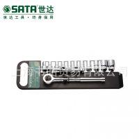正品 SATA世达工具 13件12.5MM系列套筒组套 09525 机修 汽保
