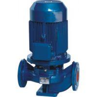 ISG型无锡昱恒立式管道泵-立式离心水泵供应商