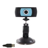 林柏视(S902)广角摄像头 150度视角 USB免驱监控摄像头高清摄像头