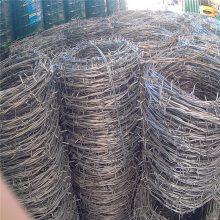 带刺铁丝网 刺线 多种规格刺绳现货供应
