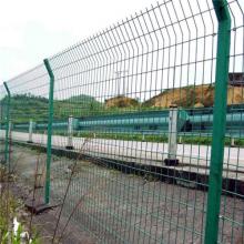 万泰圈地用围栏网 场地铁丝网 建筑工地防护围墙网