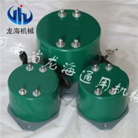 供应鹤壁龙海通用CZ100/100kg振动力 适合1.5-4mm厚钢板料仓电磁振打器