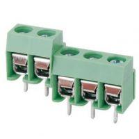 过UL ROHS CE 欧规绿色电源接线柱FS126-5.0