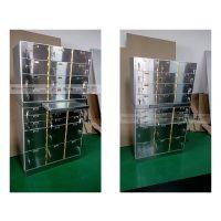 上海不锈钢贵重物品保险箱生产厂家,铁钢板前台贵重物品保险柜定做