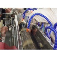 亚克力条纹棒挤出设备 塑料挤出机 单螺杆挤出机  小型挤出