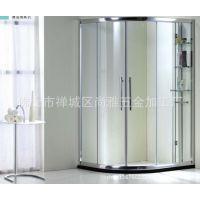 淋浴房整体 简易浴室 钢化玻璃隔断浴屏洗浴房整体浴室厂家直销