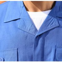 中牟厂家定做工作服灰色耐脏夏季清爽透气工衣专业定制团体一站式批发定做