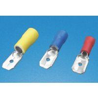 KTON接线端子供应DLVA/DLVB型插式绝缘母端子/公端子 冷压端头铜鼻子