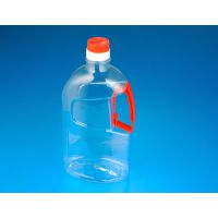 1.2L扁油壶,1.2L把手PET塑料瓶