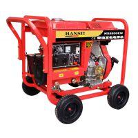 250安柴油电焊机 HS8800EW 德国翰丝品牌