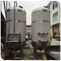 正宗304不锈钢卫生级机械过滤设备 山泉水预处理设备 深井水前置过滤器厂家 专业铸就品质