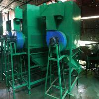 畜牧、养殖业机械-小型饲料 饲料颗粒机提升器喂料器