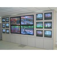 海南42寸三星监控液晶屏电视墙 海口酒吧KTV监控拼接电视墙效果图