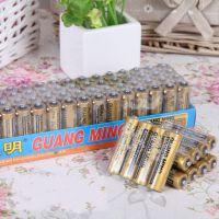 厂家光明5号干电池 通用性碱性电池 驰名品牌电池批发 玩具电池