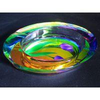 【大量】供应水晶烟灰缸 水晶商务摆件用品 各种款式规格F