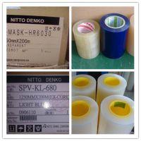 晶圆切割蓝膜UV膜日东SPV-224S、日东SPV-224S蓝白膜