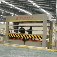 供应国森机械制造的内饰用复合材料板层压机生产线
