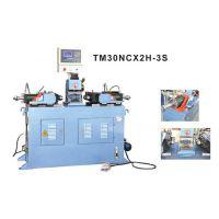 厂家直销弯管机、切管机、压管机、单头液压自动管端成型机等