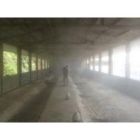 规模型养猪场自动喷雾降温消毒设备MF-QC2米孚科技