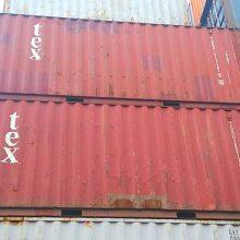 双11二手集装箱报废旧集装箱,钜惠来袭,量大优惠