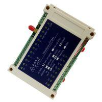 无线IO模块,频段433mhz,都可以远程操作,DW-J01-8/8 8路无线开关量控制器输入输出