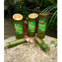 厂家直销原生态竹筒酒、鲜竹酒价格
