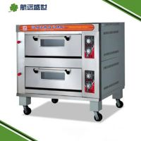 双层四盘电烤箱|做蛋挞的机器|做面包的机器|燃气烤蛋糕机器