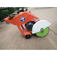 庆安制造QAF-30汽油切缝机 电动切割机 汽油路面切割机 质量可靠